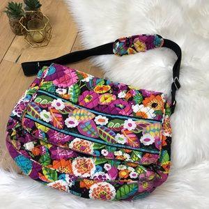 Vera Bradley Floral Bag
